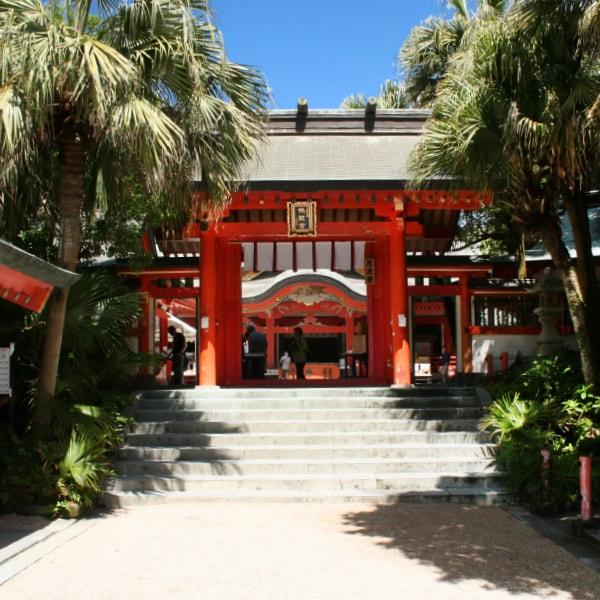 青島神社 |